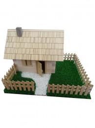 Drvena kućica K1